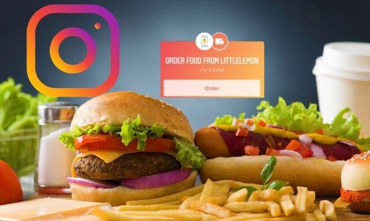food orders instagram restaurantes