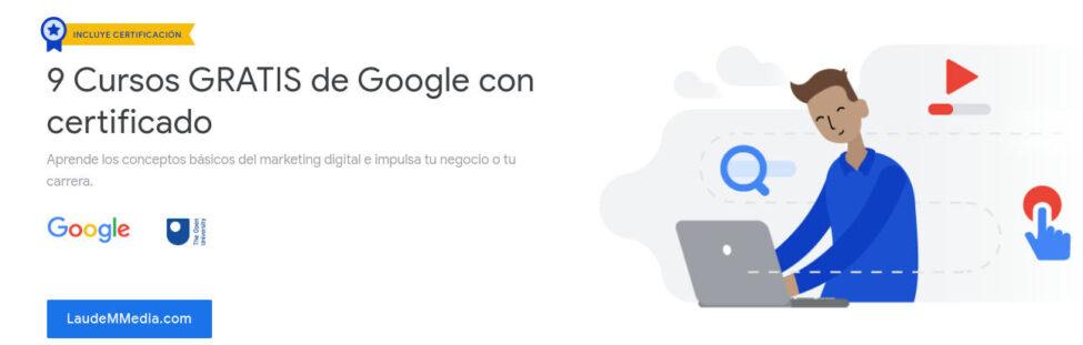cursos online gratuitos de google